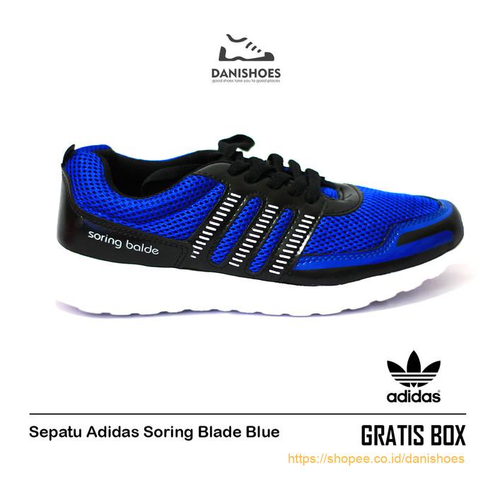 ... harga Sepatu olahraga adidas sneakers pria wanita murah terbaru ringan  Tokopedia.com cc8153c955