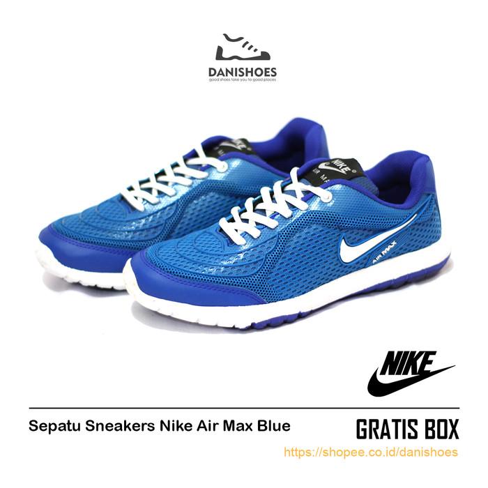 Jual Sepatu Casual Wanita Pria Nike Airmax Cek Harga Di Pricearea Com
