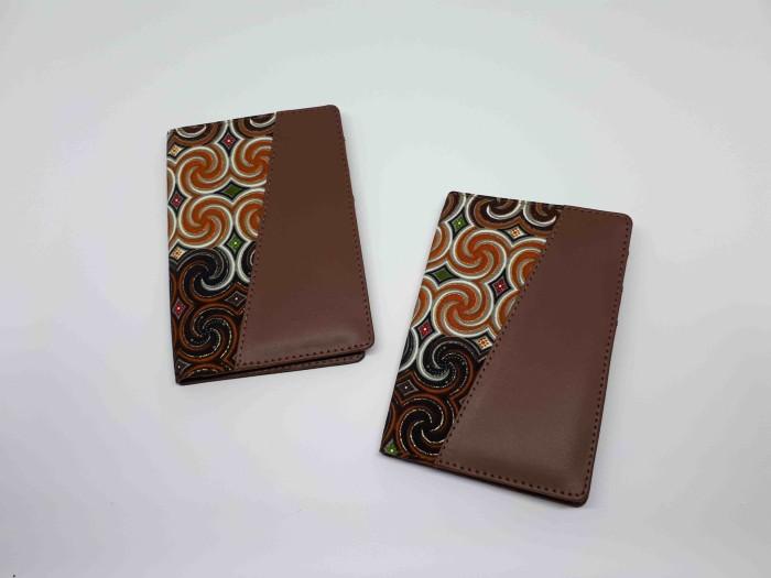harga Dompet paspor / cover paspor / passport cover batik toraja Tokopedia.com
