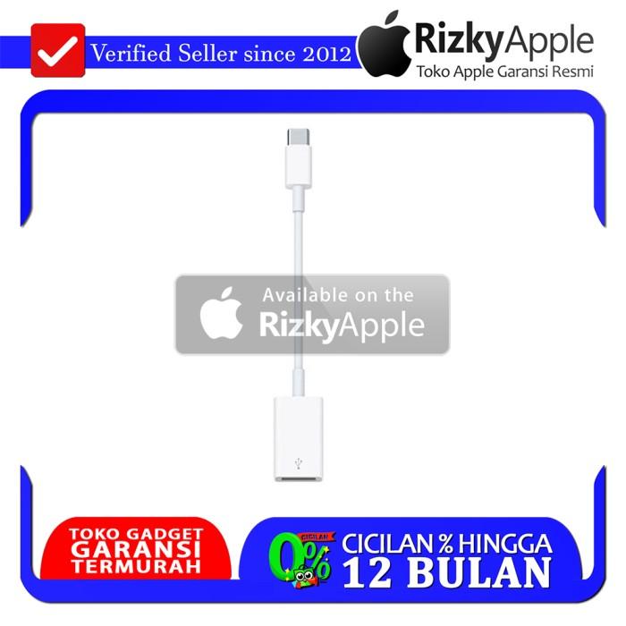 harga Apple original aksesoris macbook 12  usb c to usb adapter mj1m2am baru Tokopedia.com