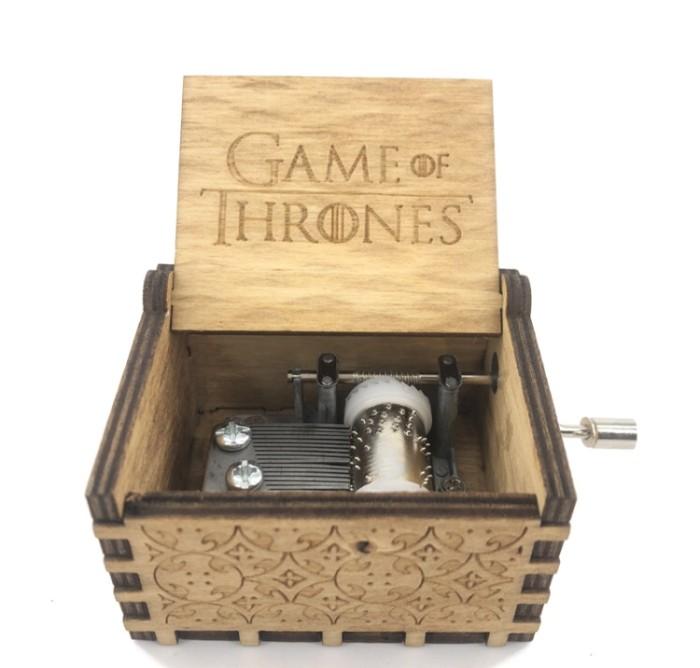 harga Game of thrones. music box kotak musik Tokopedia.com
