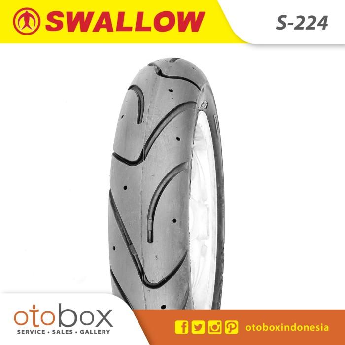 harga Ban motor swallow tubeless 100/90-10 s-224 tl Tokopedia.com