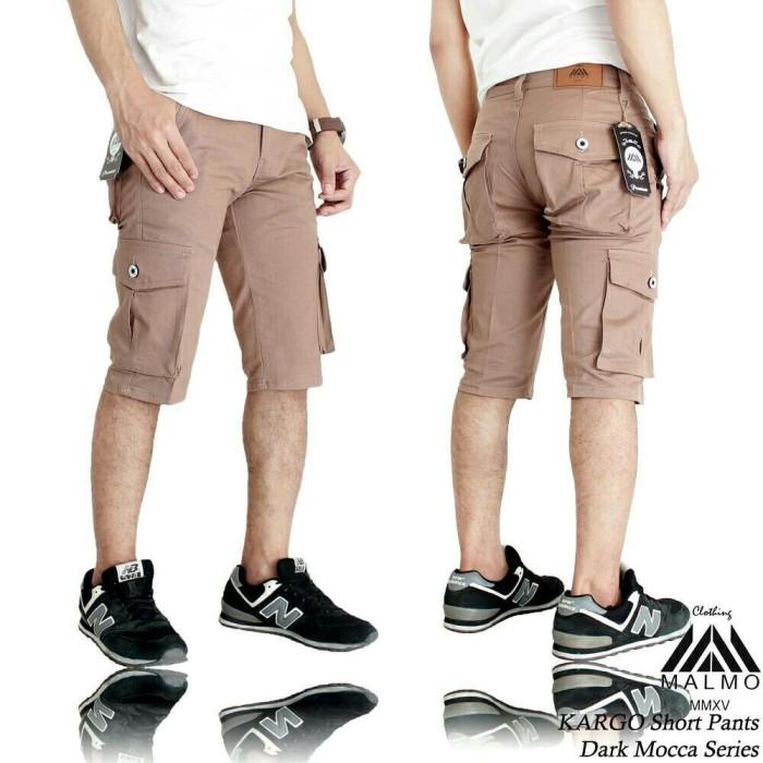 Foto Produk celana pendek pdl / cargo pendek pria dari umarahma