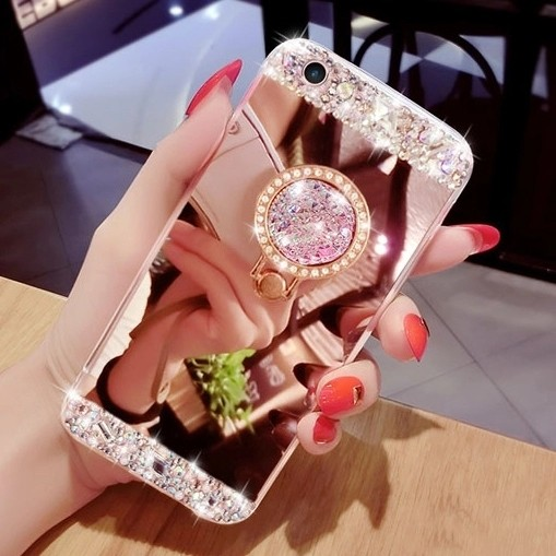 harga Soft case xiaomi redmi/note 3 4 4x 4a mi4c mi4i mirror bling diamond Tokopedia.com