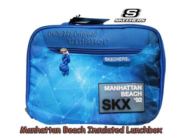 Jual Lunchbag SKECHERS MANHATTAN BEACH INSULATED. SKELB0006BBL ... f889fd34b0