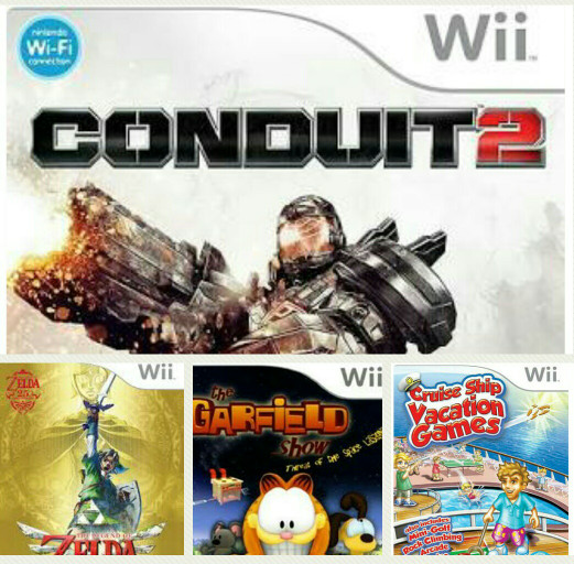 harga Nintendo wii motion games 1st (10 games pack) Tokopedia.com