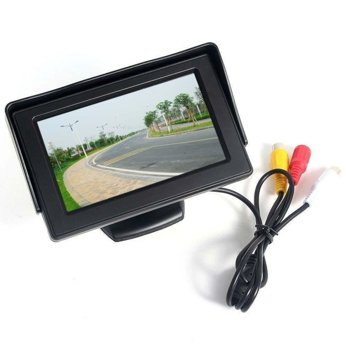 harga Fpv 4.3 inch tft  lcd monitor screen for rc 4.3inch 4.3in drone or car Tokopedia.com