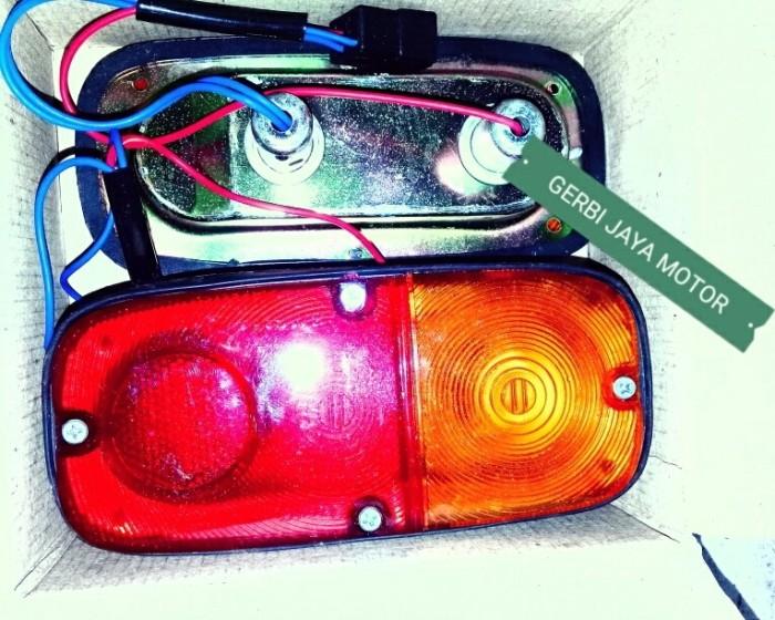 harga Lampu stop mitsubishi colt t120 lama lp rumah besi 2pc Tokopedia.com