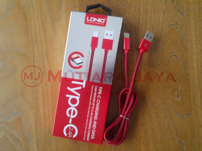 harga Kabel data charger type c ldnio 1m for android , nintendo switch Tokopedia.com