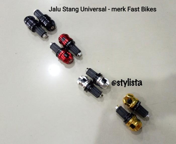 harga Jalu stang cnc motif kotak universal aksesoris variasi motor Tokopedia.com