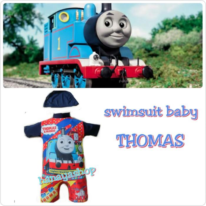 harga Baju pakaian renang anak cowok bayi laki laki thomas mcqueen cars Tokopedia.com