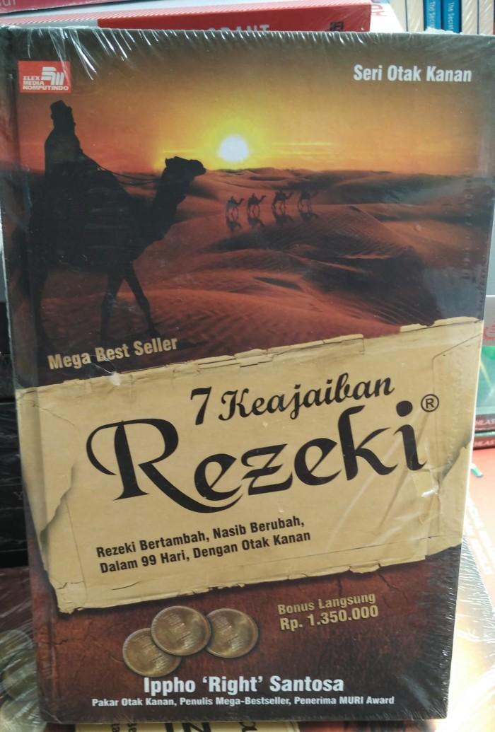 harga Buku mega best seller  7 keajaiban rezeki  [original] Tokopedia.com