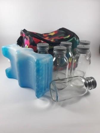 Cooler bag mini -  paket cooler bag - tas bekal - tas asi