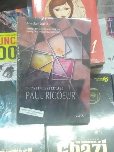 harga Buku teori interpretasi paul ricoeur - masykur wahid Tokopedia.com