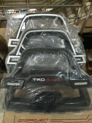 harga Tanduk depan mobil ayla led sportivo ultimate hitam Tokopedia.com