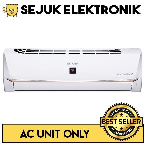 harga Sharp ah-ap7uhl ac split 3/4 pk low watt sayonara panas j60 series Tokopedia.com