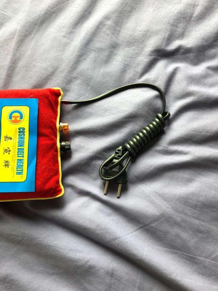 Bantal Penghangat Pemanas Hot Pad Hot Pack Super Global Health Belt .