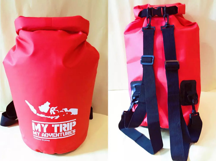 harga Tas dry bag anti air ransel selempang 20 l/ tas water sports/ travel Tokopedia.com