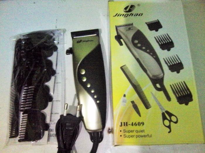 Jual JINGHAO MESIN CUKUR RAMBUT   HAIR CLIPPER JINGHAO - Super ... 7b80732d21