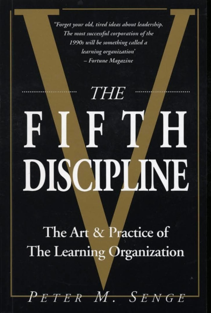 harga The fifth discipline: the art & practice of the learning... [ebook] Tokopedia.com