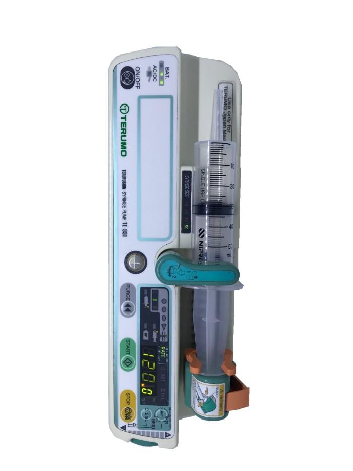 Foto Produk Sewa Syringe Pump Terumo TE-331/332 dari PT Wesmed