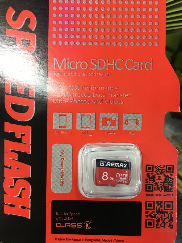 harga Memory card remax 8gb / mmc remax 8gb / mirco sd Tokopedia.com