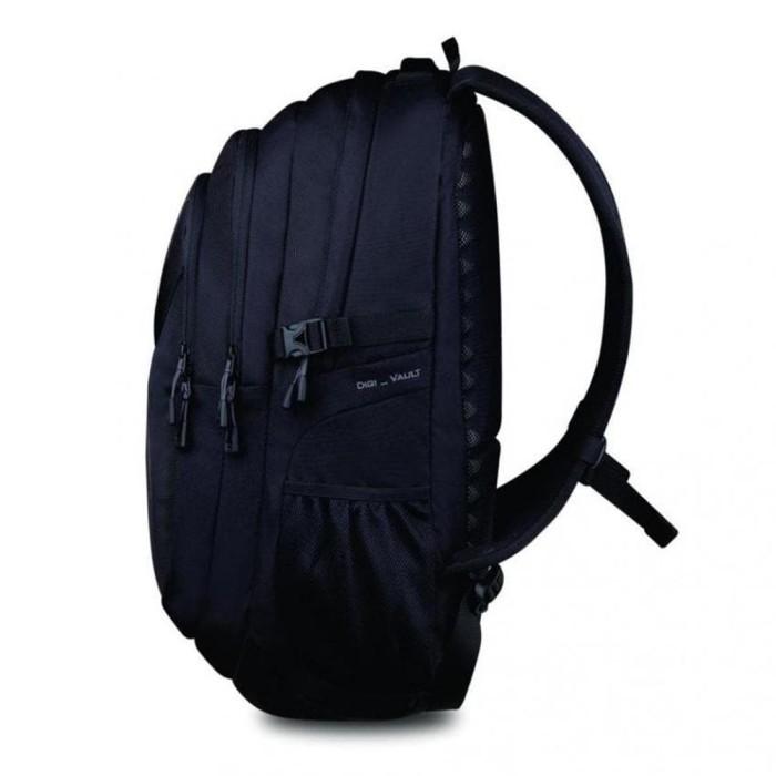 e3a2ae31a00 Eiger Tas Daypack Laptop 14 Inch Digi Vault - Hitam 100% Original