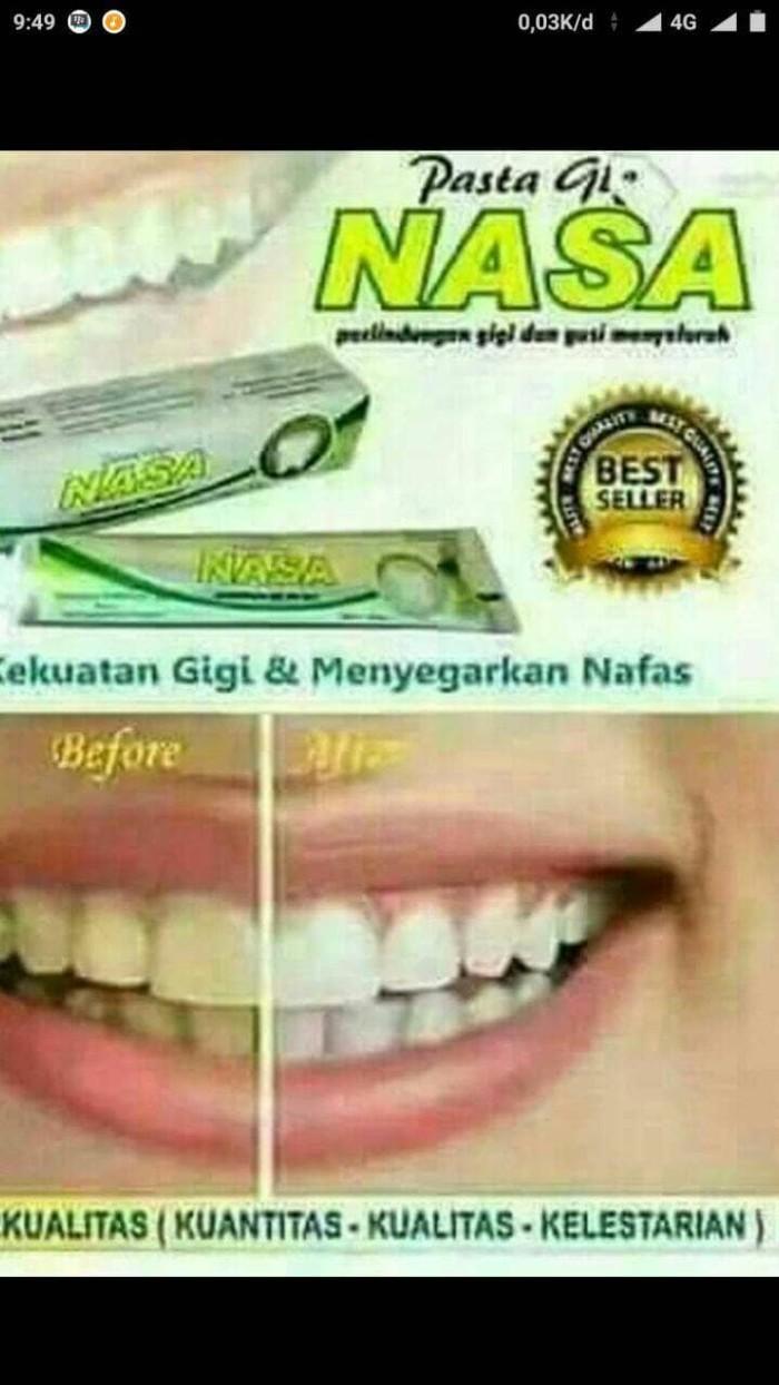 Jual pasta gigi nasa  penghilang karang gigi 8ea176be29