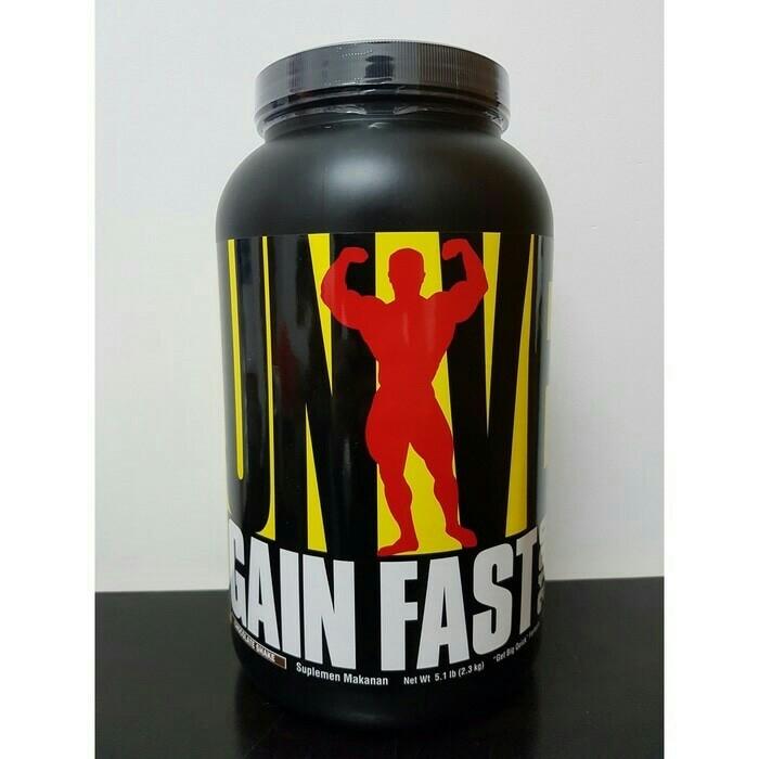 harga Universal gain fast gainfast 5.1lbs 5.1 lbs 5.1lb 5lb 5 lbs 5 lb Tokopedia.com