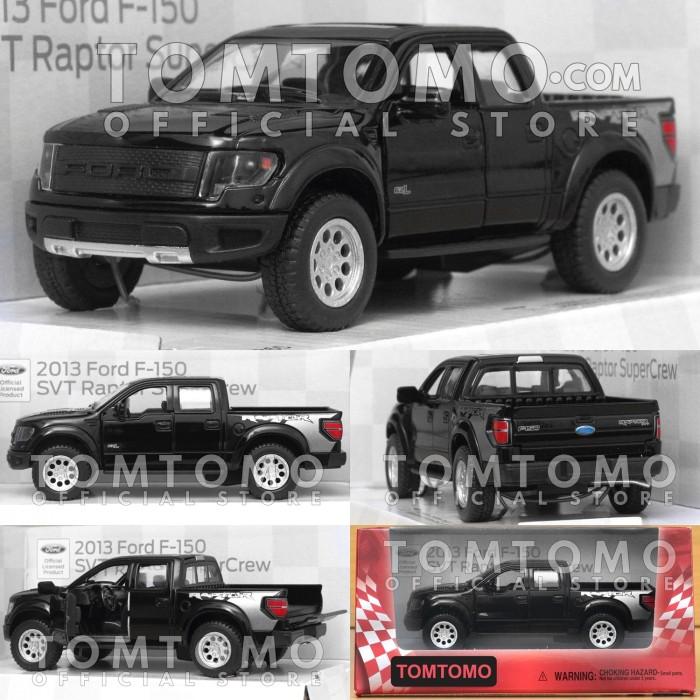 harga Ford f-150 raptor pickup miniatur mobil mobilan mainan truck truk bak Tokopedia.com