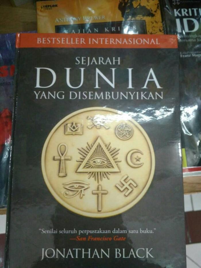 Katalog Buku Sejarah Dunia Yang Disembunyikan Travelbon.com