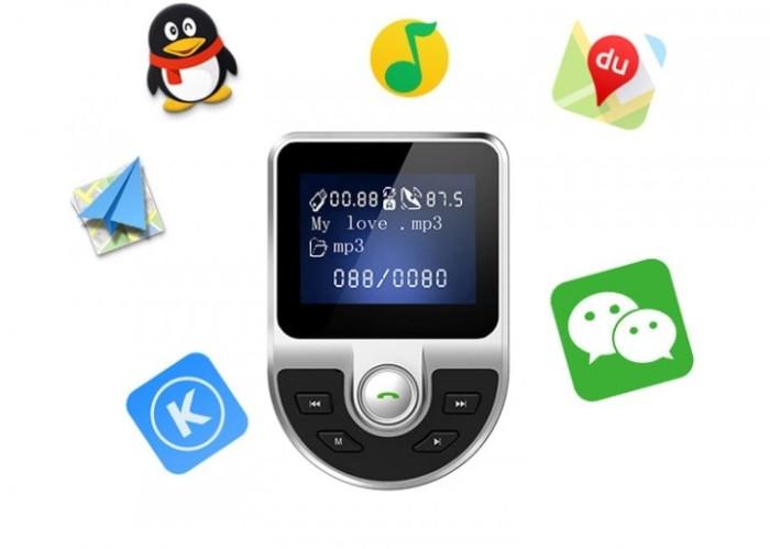 harga Car kit bluetooth v4.1 charger mobil mp3 music player fm transmitter Tokopedia.com