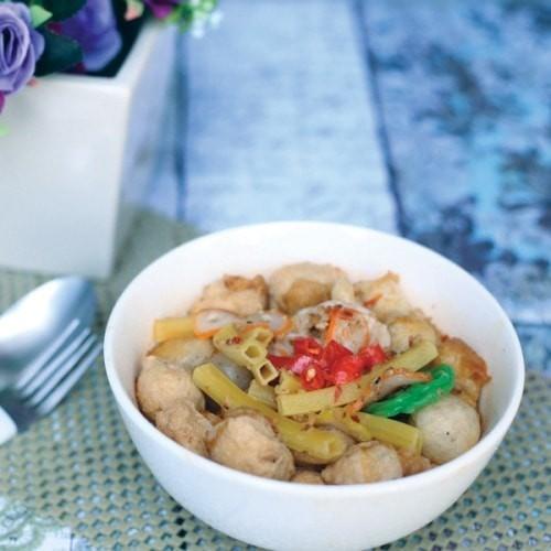 Makanan Siap Saji SEBLAK ORIGINAL 4 PACK Khas Bandung