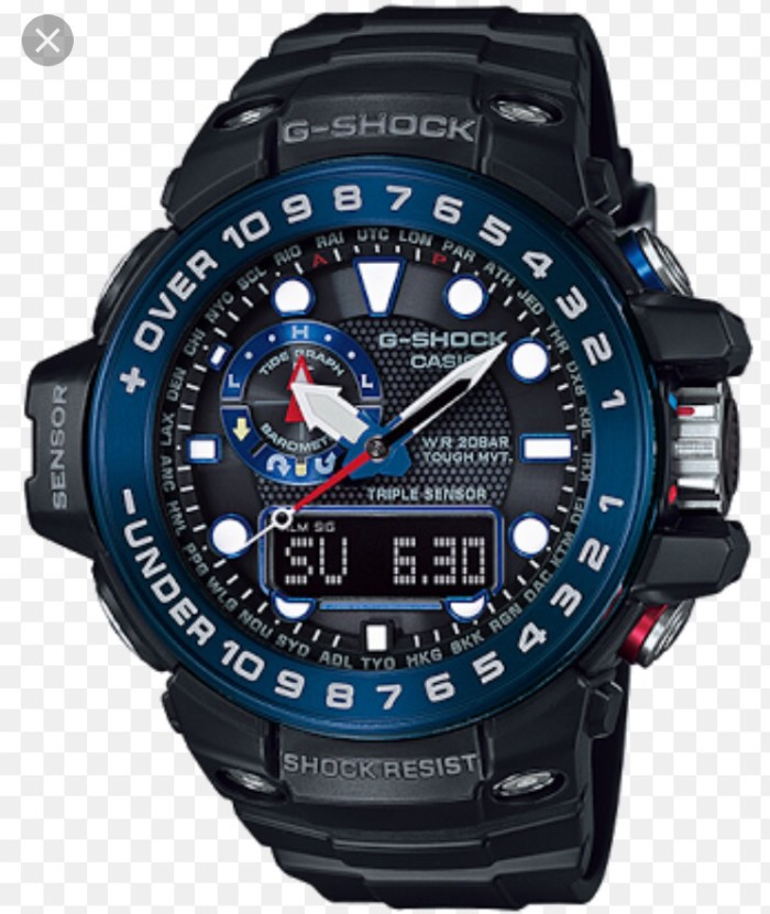 harga Casio gshock gwn-1000b-1bdr Tokopedia.com