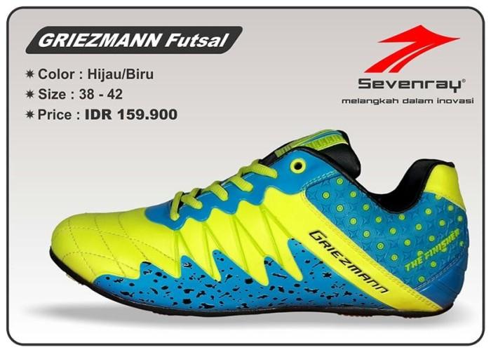 Jual Sepatu futsal Sevenray GRIEZMANN FUTSAL Original - Sevenray ... dbf032f491