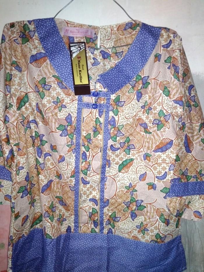 Jual baju batik Nana Karlina - Sriles00  6e4fba21d8