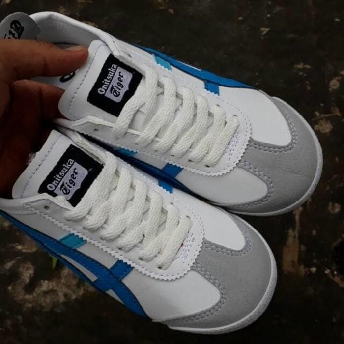 Jual baru Sepatu Asics Gel Onitsuka Tiger White Ice   Pria Wanita ... c2da423ba4