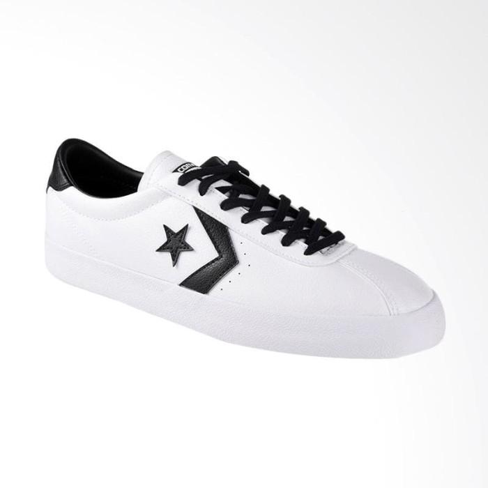 Jual Sepatu Converse Breakpoint Ox White Sneakers - 100% Original Bnib - Kota Administrasi Jakarta Selatan - The Gino Store | Tokopedia