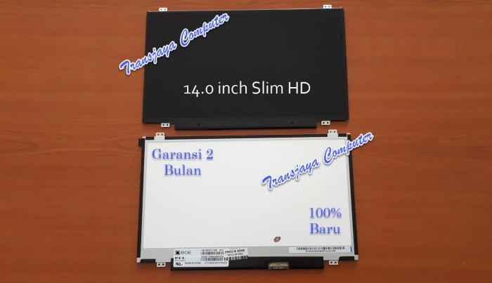 harga Led lcd notebook laptop acer aspire one z1401 led 14.0 slim 40 pin ori Tokopedia.com