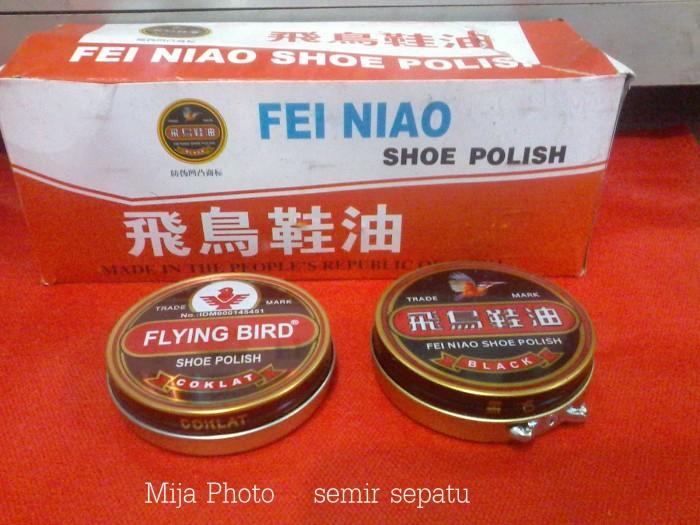 Foto Produk Semir sepatu dari mijaphoto