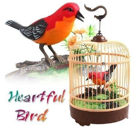 harga Mainan anak burung dalam sangkar heartful bird besar full kicau murah Tokopedia.com