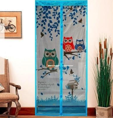 harga Tirai pintu magnetic anti serangga nyamuk motif owl Tokopedia.com