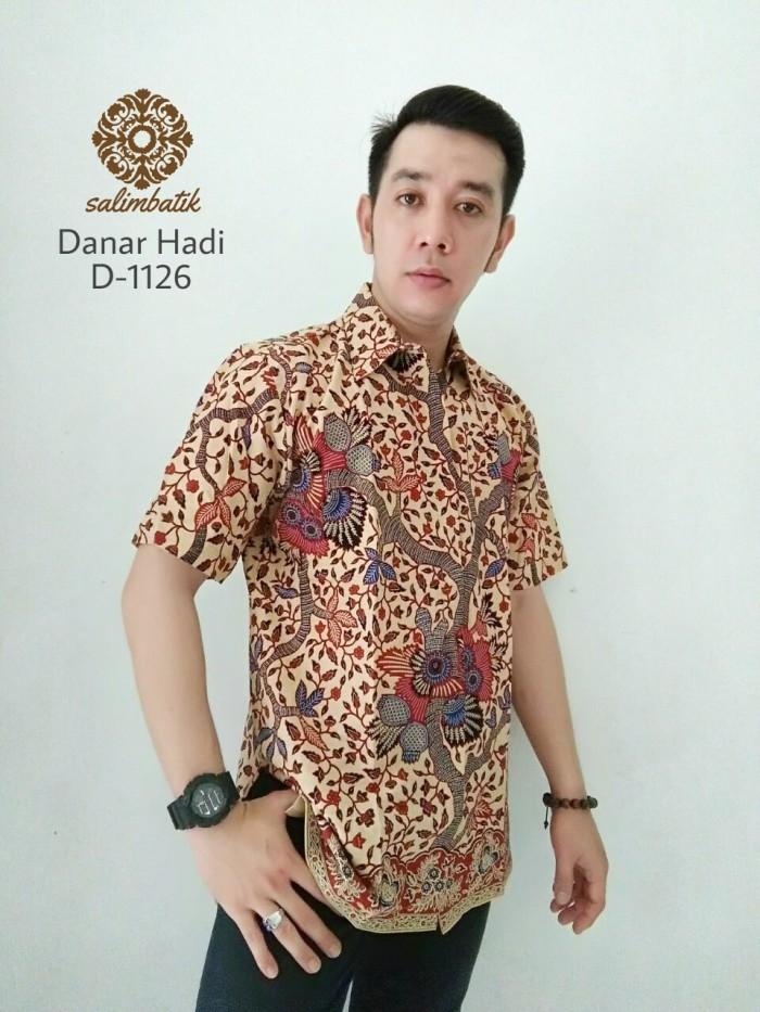 harga Size L Original Batik Danar Hadi Solo - Lengan Pendek Tokopedia.com