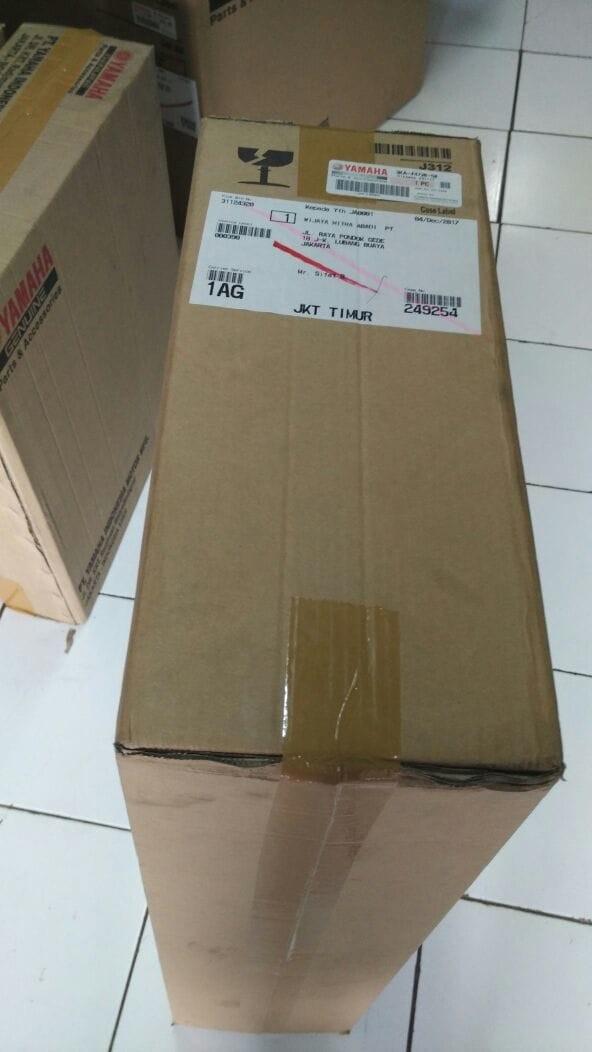 harga Jok assy rx-king motif kotak-kotak original yamaha Tokopedia.com