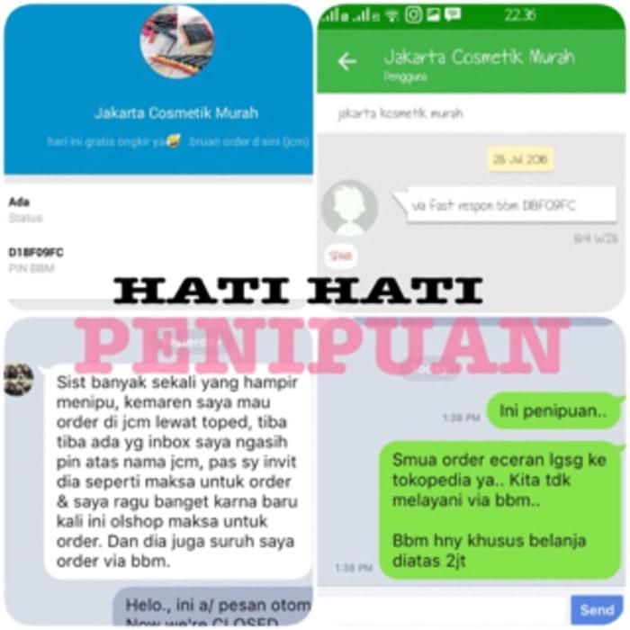 Jual Info Penting Tolong Dibaca Yaaa Dki Jakarta Toko Andin