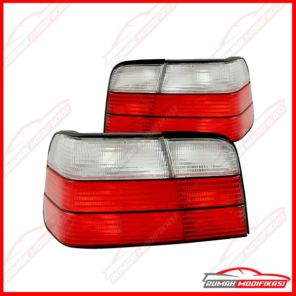 harga Stop lamp - bmw e36 1991-1998 - eagleeyes - red clear Tokopedia.com