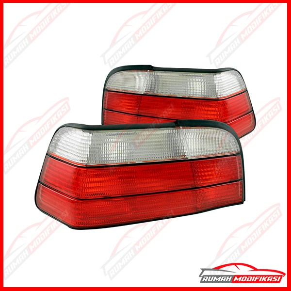 harga Stop lamp - bmw e36 2d 1991-1998 - eagleeyes - red clear Tokopedia.com