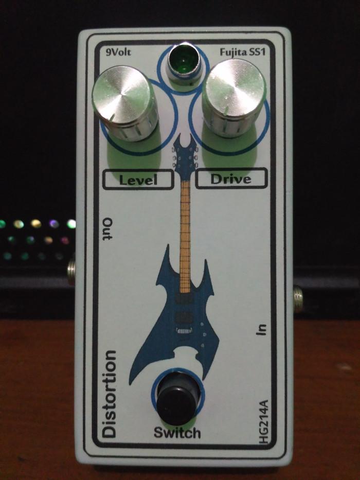 harga Efek gitar distorsi gain metal sp1 Tokopedia.com