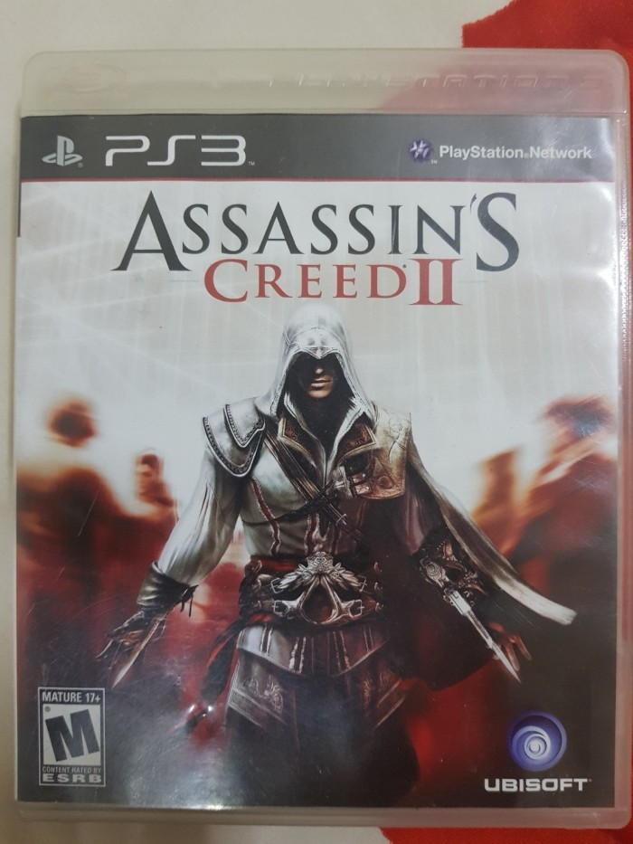 Jual Bd Ps3 Assassins Creed 2 Assassin Ii Kota Tangerang