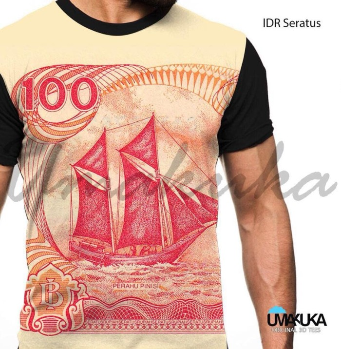 Jual Baju Kaos 3d Unik Desain Kaos Distro Keren Original Murah Jakarta Selatan Ch2o Store Tokopedia
